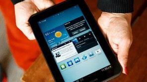 Samsung Galaxy Tab 2 7.0, iPad Mini competitors.