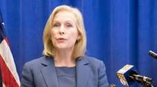 Sen. Kirsten Gillibrand (D-N.Y.) discusses the need for