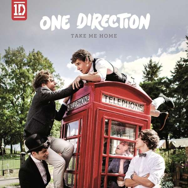 One Direction's latest CD release's, quot;Take Me Homequot;