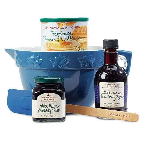 The Blueberry Batter Bowl Gift Set from Stonewall