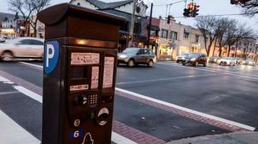 Huntington Town now requires parking tickets to be