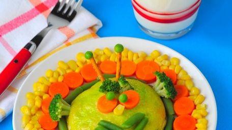 The Yakimaniac Veggie Martian recipe will be featured
