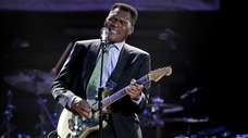 Lifetime achievement award for performance winner Robert Cray