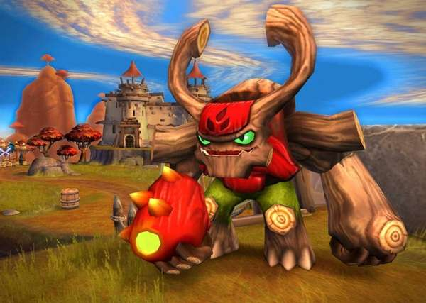 Skylanders giants is a solid, sometimes delightful game