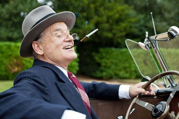Hyde Park on Hudson (Dec. 7): Bill Murray