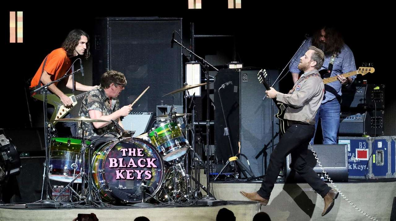The Black Keys coming to Jones Beach Aug. 26