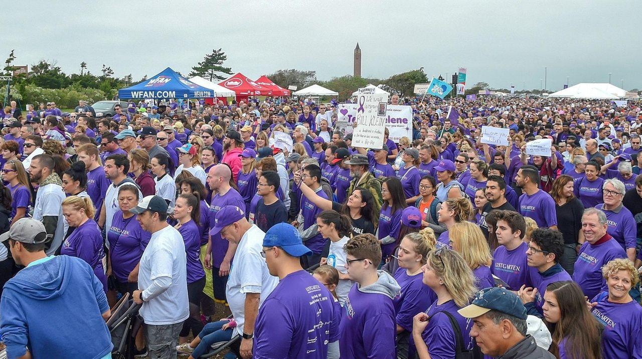 Northwell Cancer to sponsor 4 Lustgarten walks