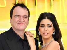 Quentin Tarantino and Daniella Pick have been married