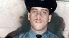 NYPD Officer Edward Byrne, a North Massapequa native,