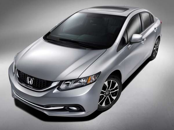 Honda rushed to remake the Civic for the
