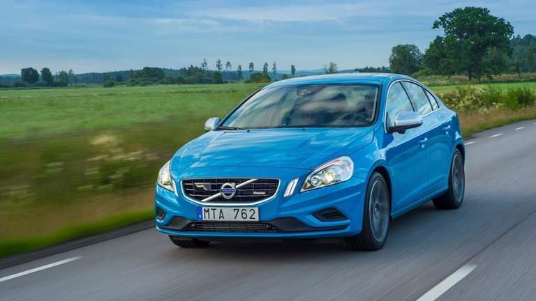 The Volvo S60 is the kind of car
