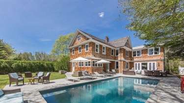 Bethenny Frankel's 4,200-square-foot shingle-style house, which she sold,