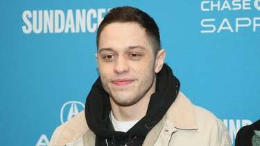 Pete Davidson attends the Sundance Film Festival