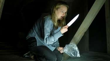 Elisabeth Moss as Cecilia Kass in Universal Pictures'