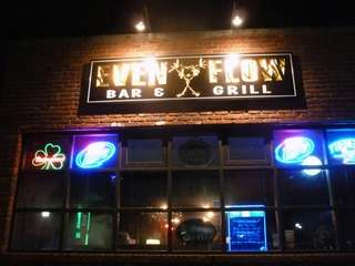 Even Flow Bar and Grill in Bay Shore.