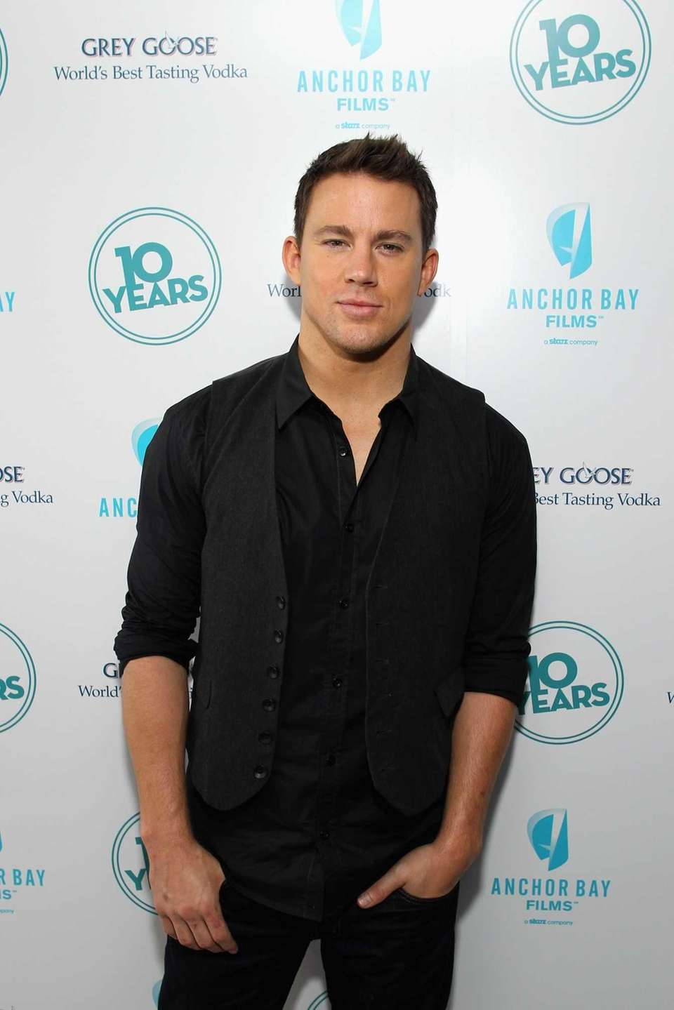 2012 has been actor Channing Tatum's year, with
