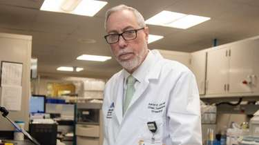 Dr. Aaron Glatt is the chair of medicine