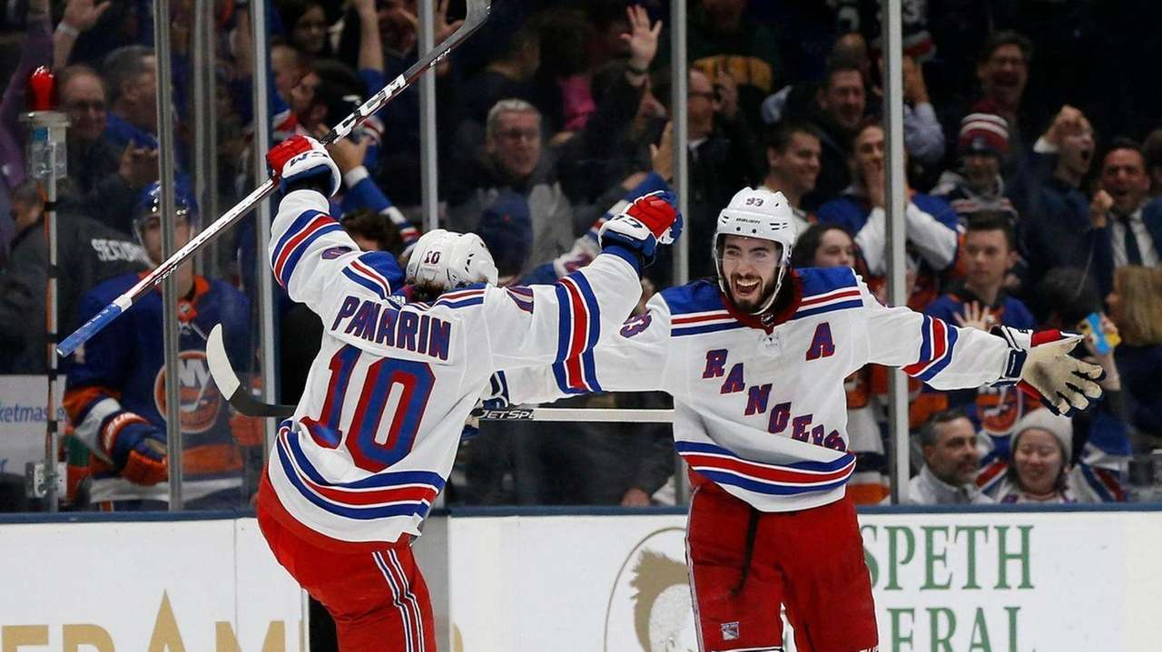Newsday's Rangers beat reporter Colin Stephenson analyzes the