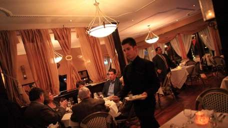 Andiamo restaurant in Mineola will be open for