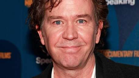Actor Timothy Hutton attends a screening of