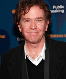 "Actor Timothy Hutton attends a screening of ""Public"