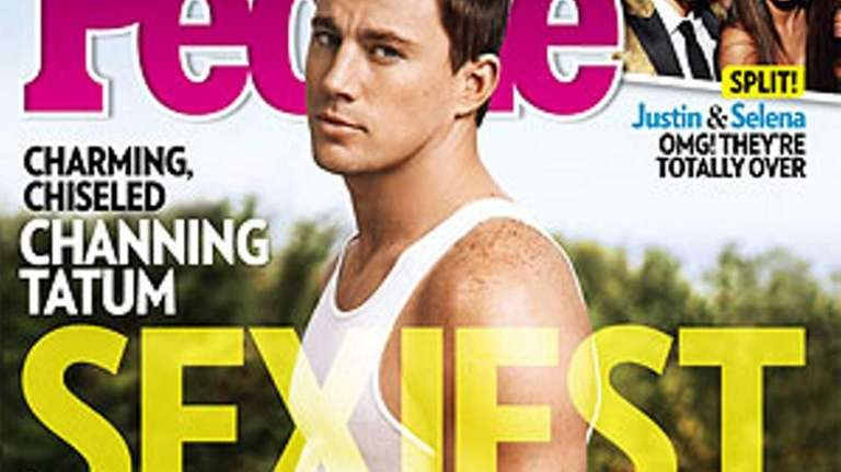 """Magic Mike"" star Channing Tatum has been revealed"