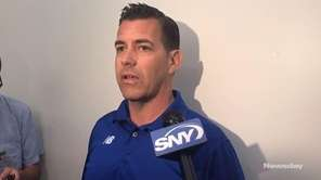 Mets GM Brodie Van Wagenen said they got