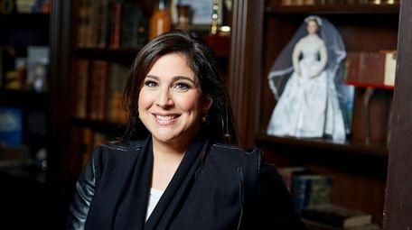 Brenda Janowitz, author of