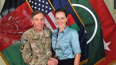 Former CIA Director Gen. Davis Petraeus had an
