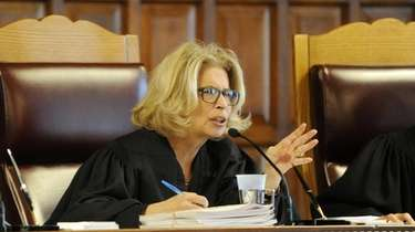 New York Court of Appeals Chief Judge Janet