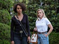 Kerry Washington (left) and Reese Witherspoon star in