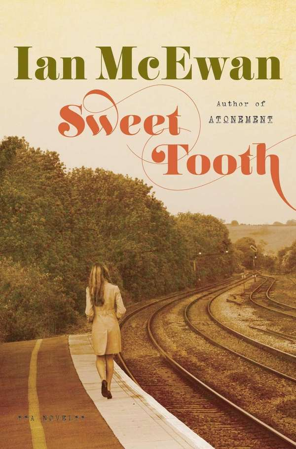 """Sweet Tooth"" by Ian McEwan (Doubleday, November 2012)"