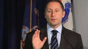 Westchester County Executive Rob Astorino announces the 2013