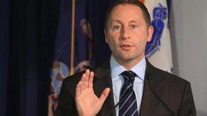 Westchester County Executive Rob Astorino announces the 2013