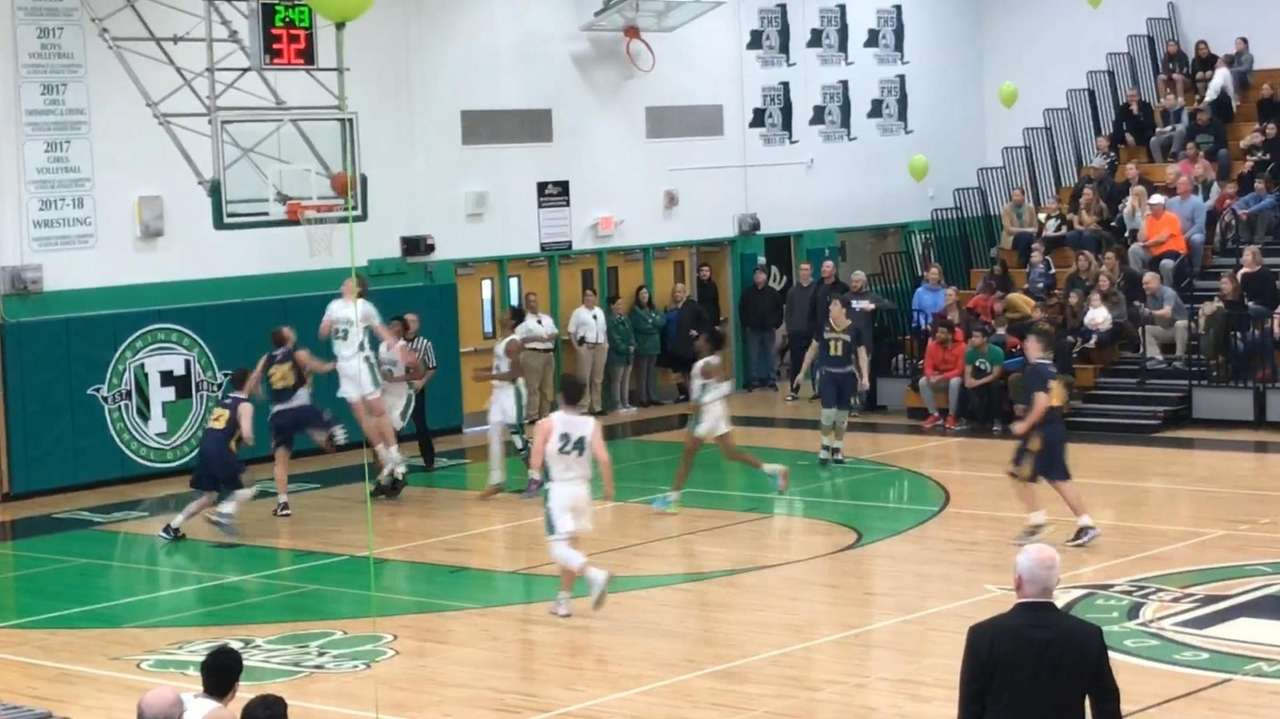 Sixth-seeded Massapequa defeated No. 3 Farmingdale, 73-61, in