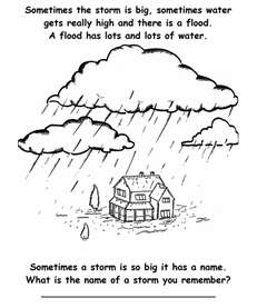 quot;The Great Storm and Flood Recovery Children's Story