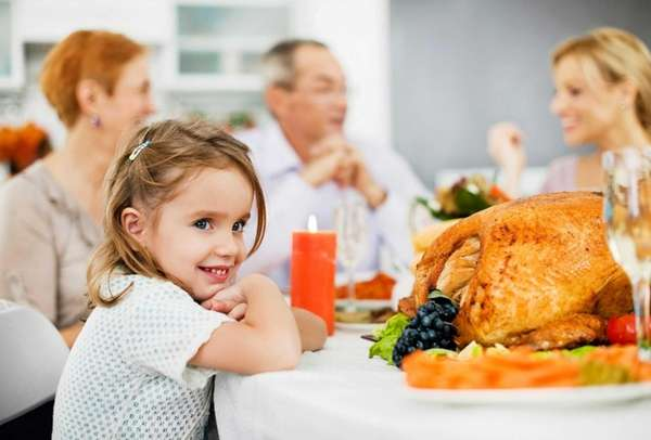 Parent Talk bloggers share what they're thankful for