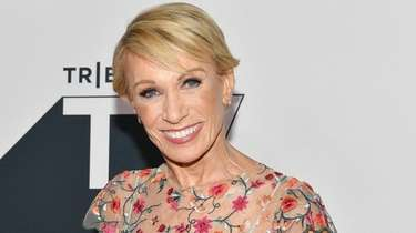 Barbara Corcoran attends the Tribeca Talks Panel: 10