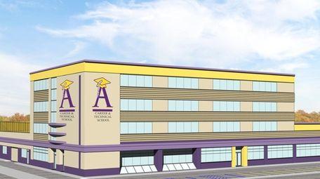 Academy Charter School plans to open a high
