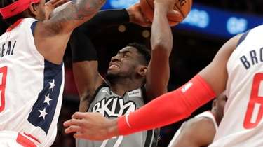 Caris LeVert and the Nets look to rebound