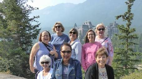 Canada is a favorite destination for Women Traveling