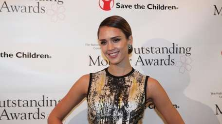 In May of this year, Jessica Alba was