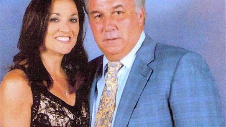 Victoria and John Fraschilla of Malverne as seen