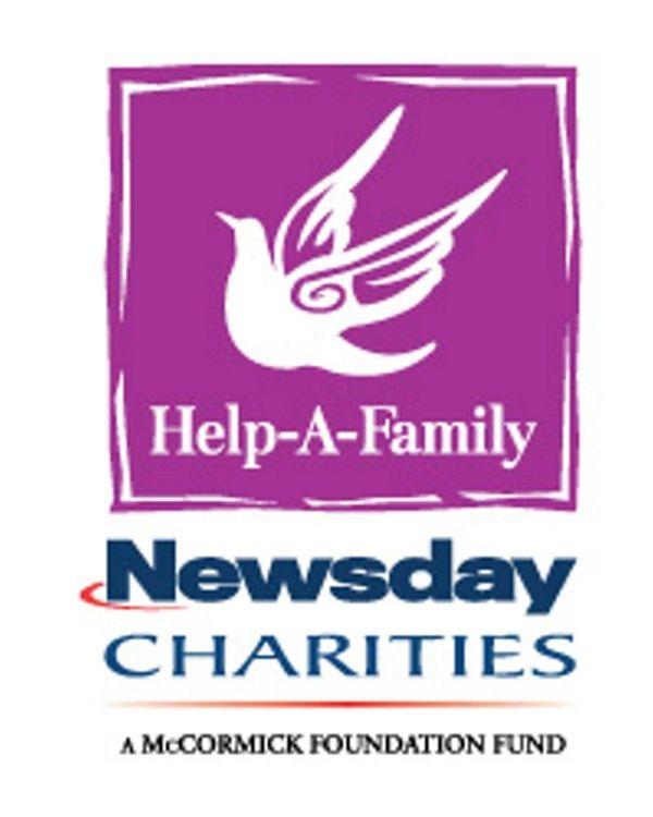 Newsday's Help-A-Family logo.