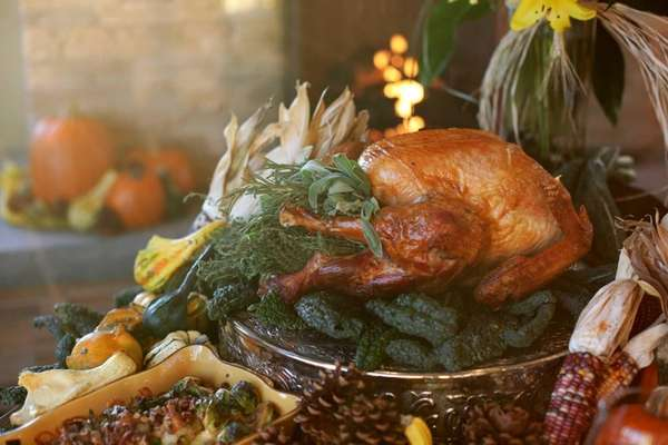 The Murray's antibiotic-free, cage-free fresh turkey that Diamond