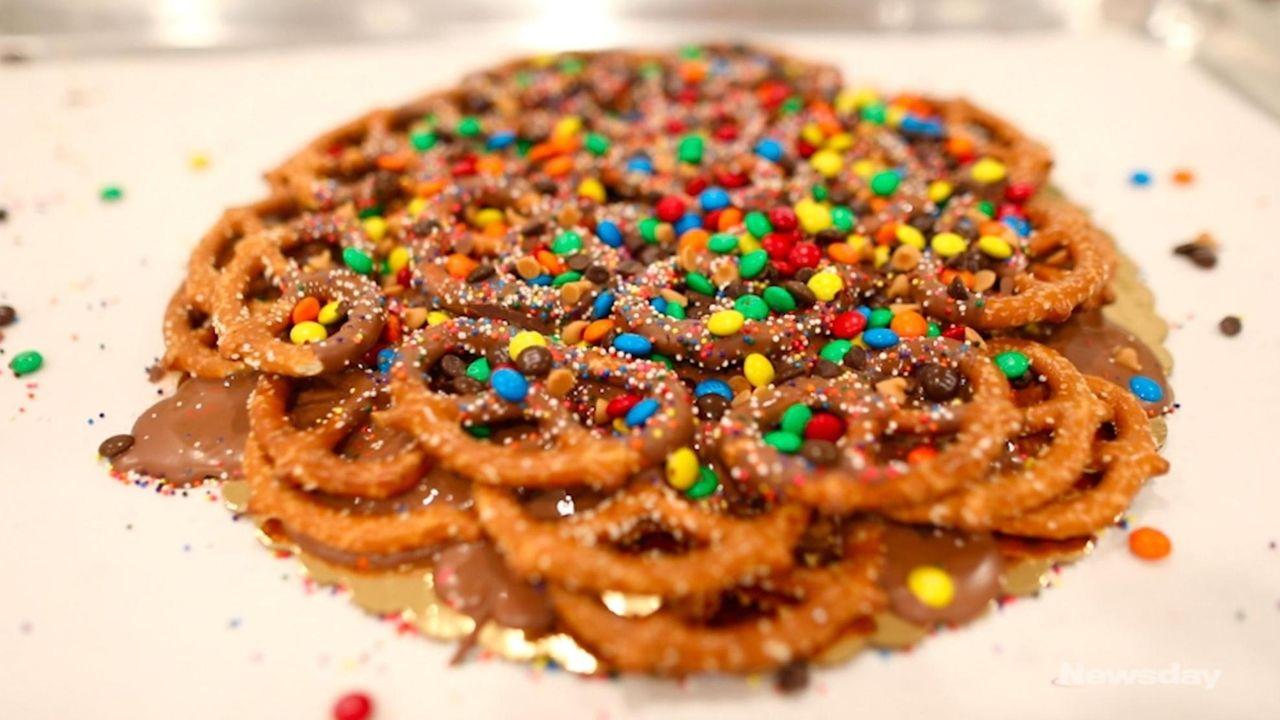 On Friday, Chocolate Works owner Jennifer Austinspoke about