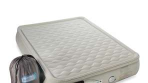 AeroBed Luxury Pillowtop Inflatable Bed When you are