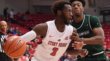 Stony Brook needs a healthy Elijah Olaniyi to