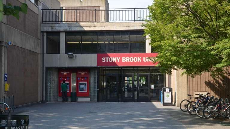 A Stony Brook University student has been arrested