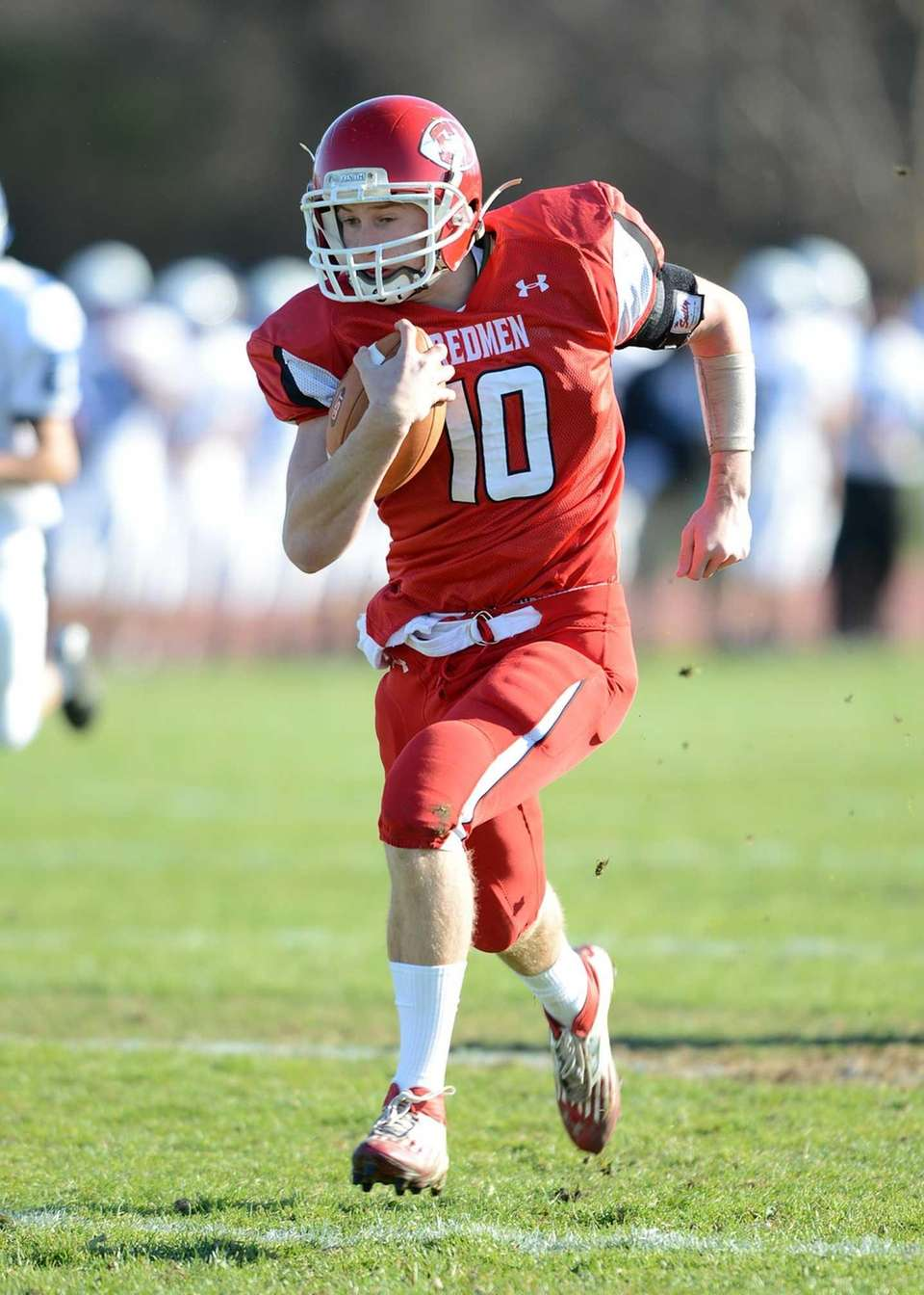 East Islip's Casey Nolan break into the clear